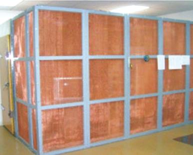 铜网式屏蔽室